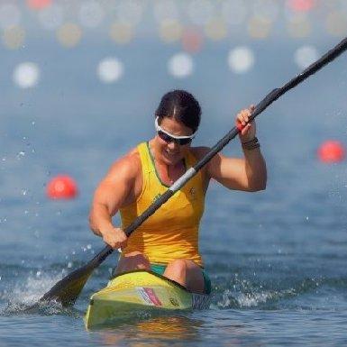 Balance in Sprint Kayaking