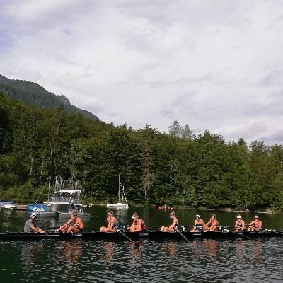 NZ rowing 8-400