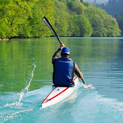 kayak technique definition